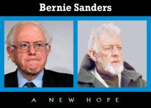 Bernie Sanders: A New Hope