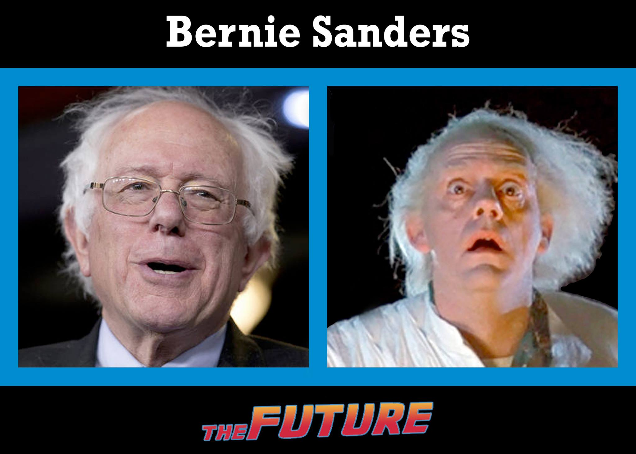 Bernie Sanders: The Future